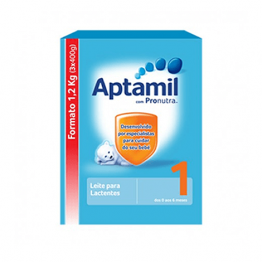 Aptamil 1 Leite Lactente 1,2Kg