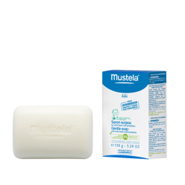 Mustela Bebe Sabonete Suave com Cold Cream 150g