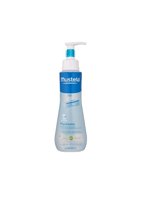Mustela Bebe Agua de Limpeza 300Ml