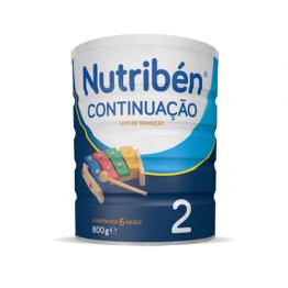 Nutriben Continuação 2 Leite 800g