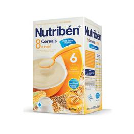 Nutriben 8 Cereais e Mel 600g