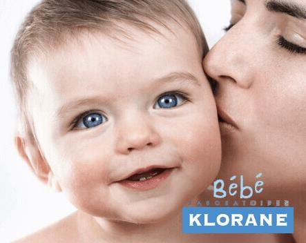 Klorane Bebe - Toda a Gama