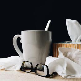 Gripes e constipações