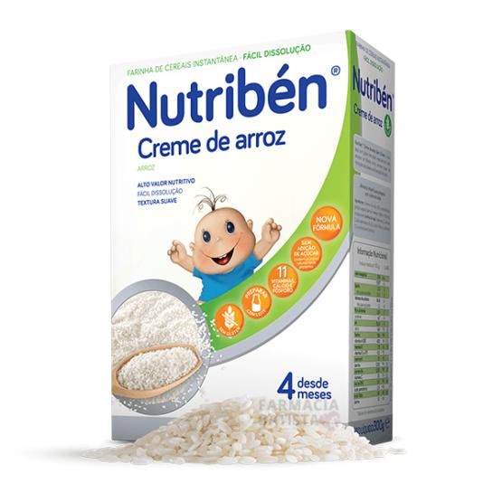 NUTRIBEN CREME DE ARROZ
