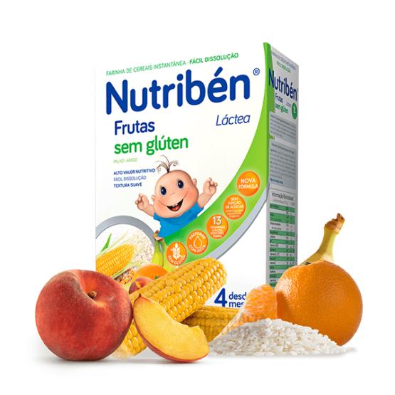 Nutriben Lactea Frutas